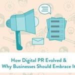 How Digital PR Evolved & Why Businesses Should Embrace It