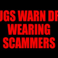 Thugs warn drag wearing scammers ...............