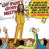 'No end to the war between me and the gays,' Buju tells Mutabaruka
