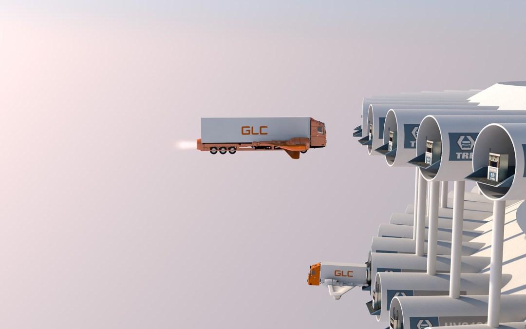 GLC avvecklar tankstationen i Borås.