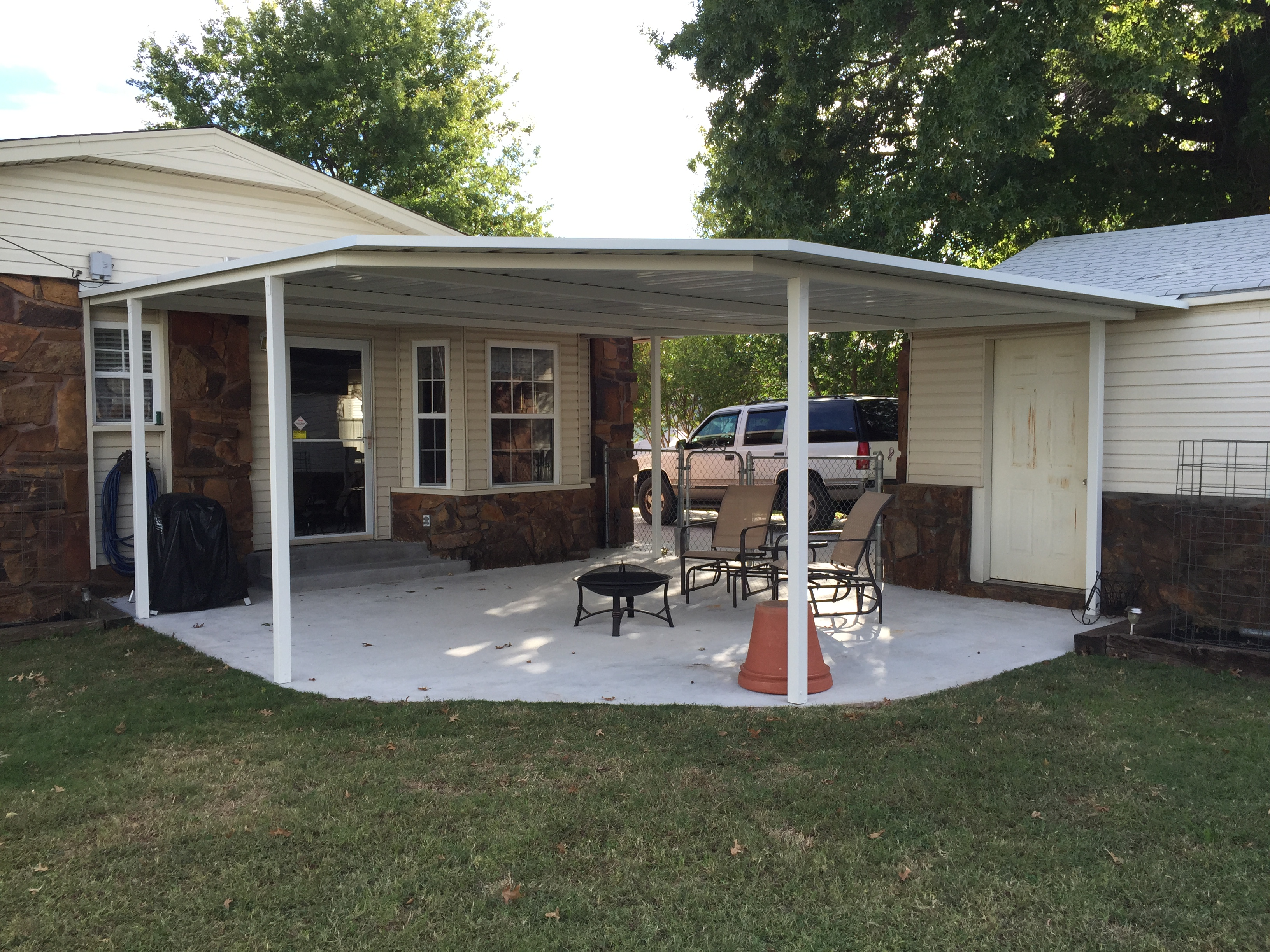 PatioDeck Covers G Amp L Carports