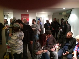 Ealing Business Forum Saddle Drunk Event