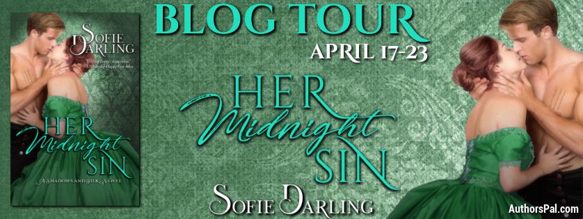 Blog Tour and Giveaway: Her Midnight Sin by Sofie Darling