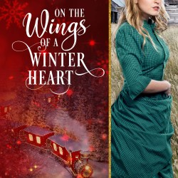 Cover Reveal: On the Wings of a Winter Heart by Rebecca Lovell