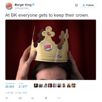 Well Played, Burger King