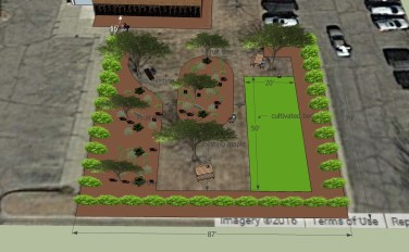 Proposed Plan for 4th and Sycamore Sanford Clinic, Sioux Falls, SD