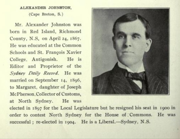 204 Clemow and Alexander Johnston (2/5)