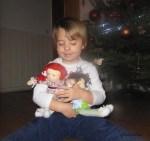 Franciska és Dóri babák