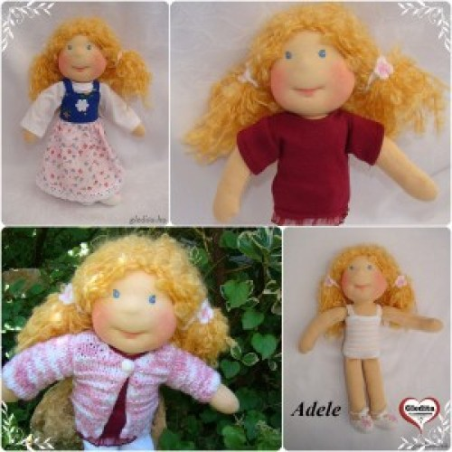Adele waldorf doll