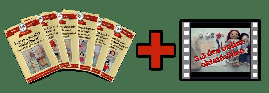 7cf0472856 III. Kedvezményes, Teljes E-book csomag + az oktatóvideó sorozat online  zárt Oktatási oldalon