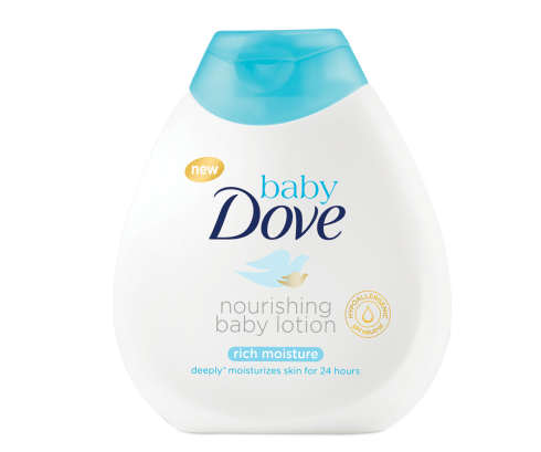 DOVE Baby Lotion