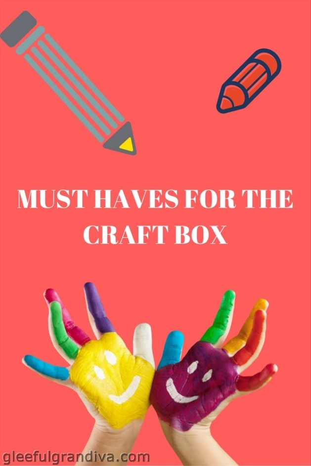 6 MUST HAVE FOR THE CRAFT BOX PICTURE