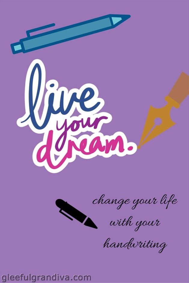 change your life with handwriting