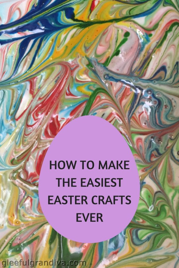 easiest Easter crafts picture