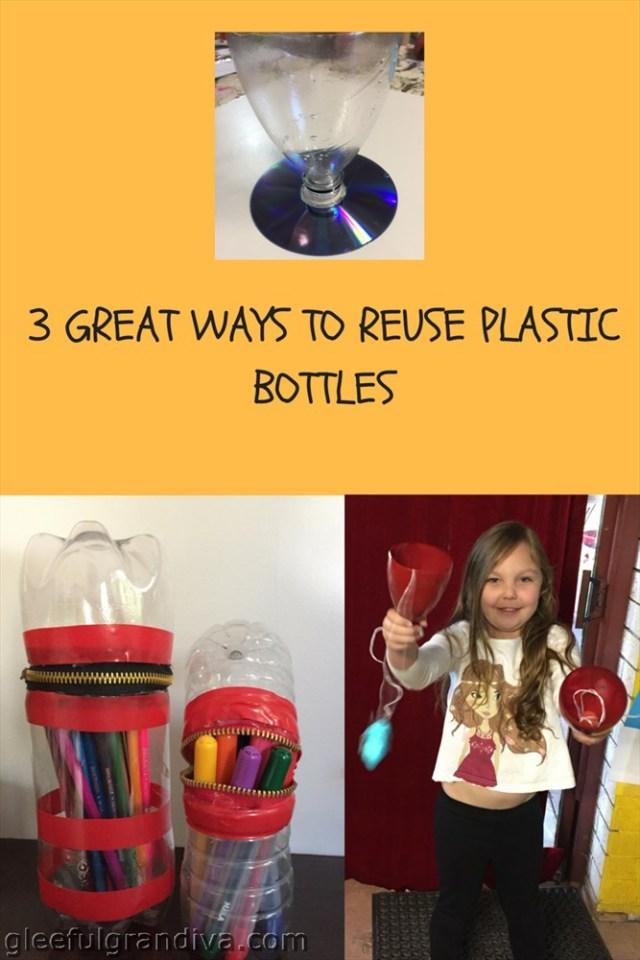 reuse plastic bottles picture