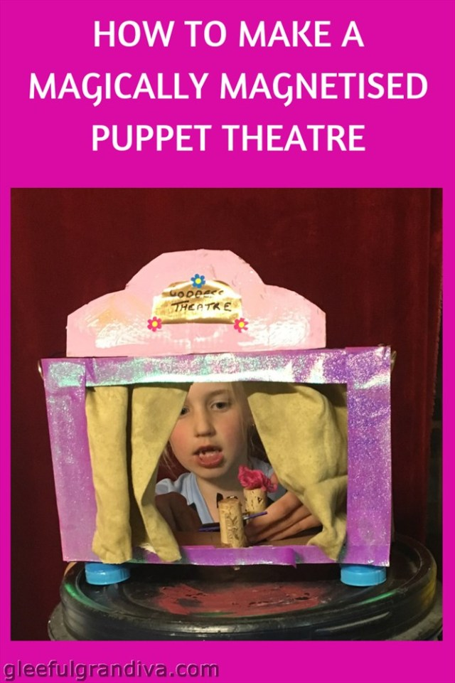 magnetised puppet theatrepicture