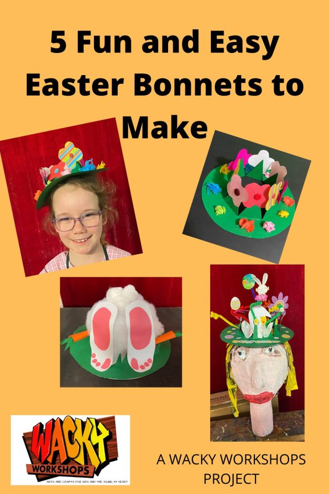 easter bonnets picture