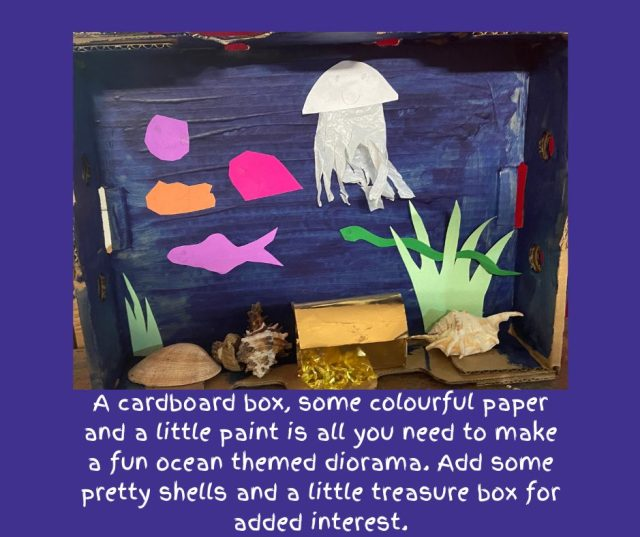 ocean facts and crafts