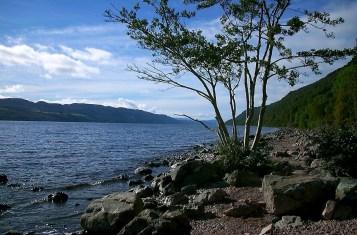 View of Loch Ness