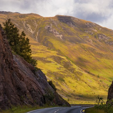 The Road to Skye