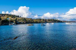 Armadale Harbour Isle of Skye