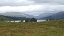 Loch Rannoch, Rannoch Moor