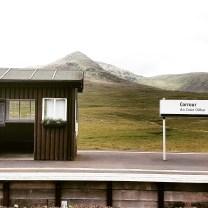 Corrour Station, Rannoch Moor