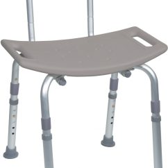 Grey Bathroom Safety Shower Tub Bench Chair Revolving China With Back Glen Cade Pharmacy