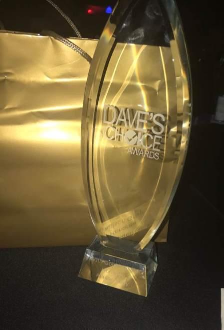 Mr. Glen Cannon @ Dave's Choice Awards ATL