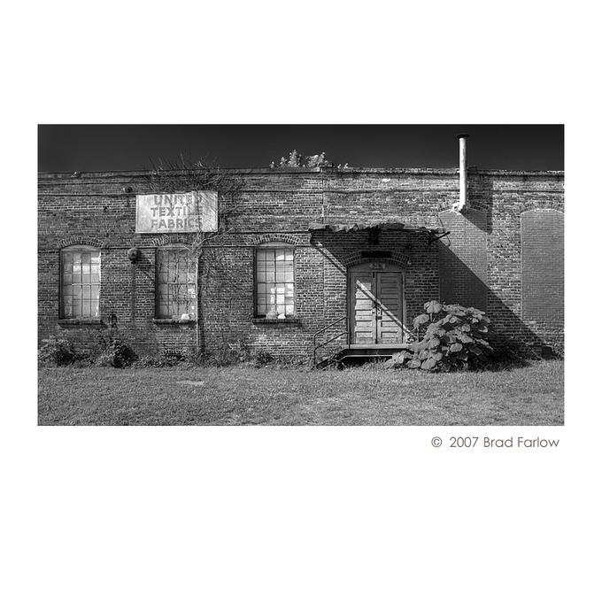 Napper House, Photograph by Brad Farlow