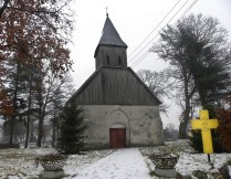 The yellow cross