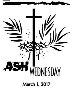 Ash Wednesday : First United Methodist Church