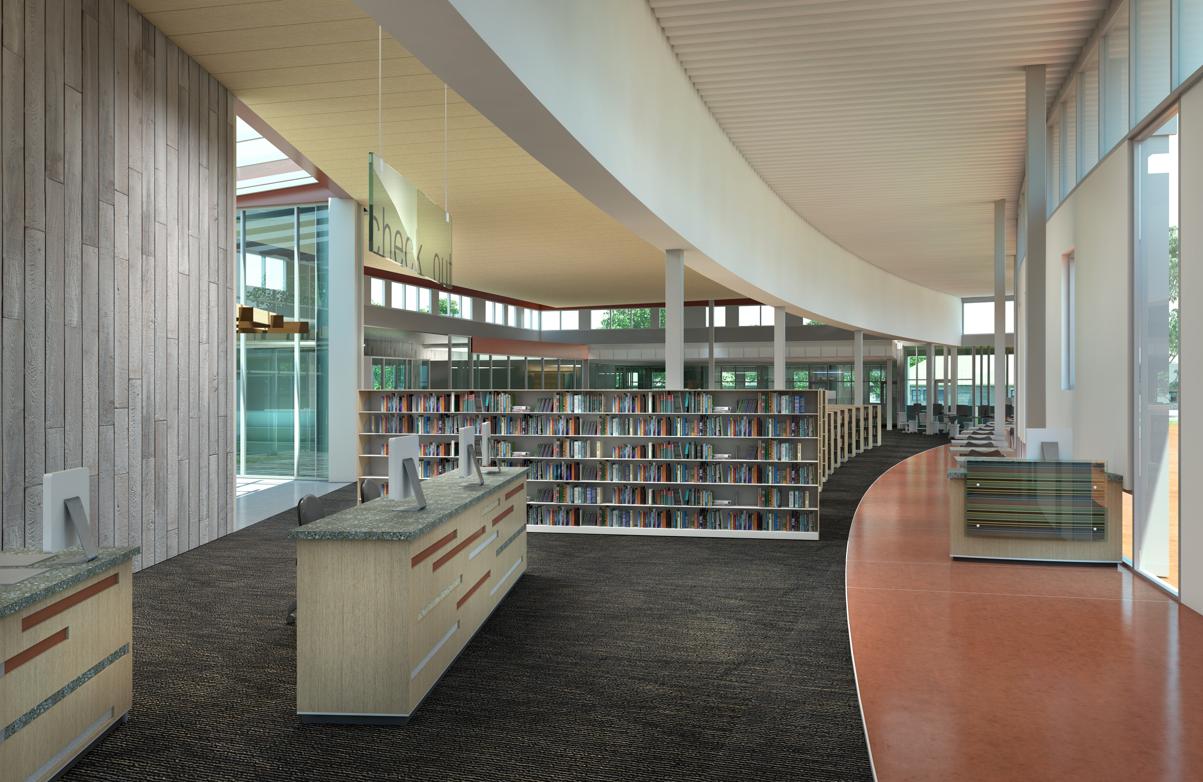 Glendale Library  Help Us Design the Building