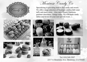 Montrose Candy Co