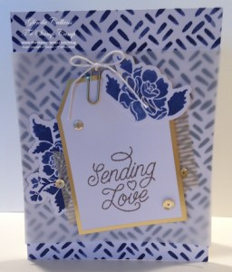 Stampin' Up! Designer Tin of Cards Project Kit