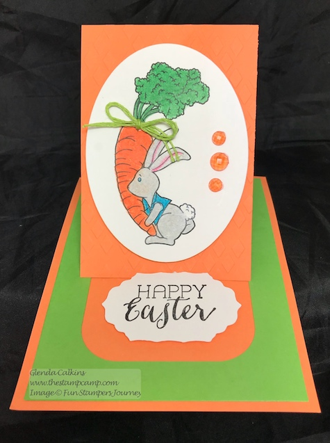 Love Bunny, Fun Stampers Journey, thestampcamp