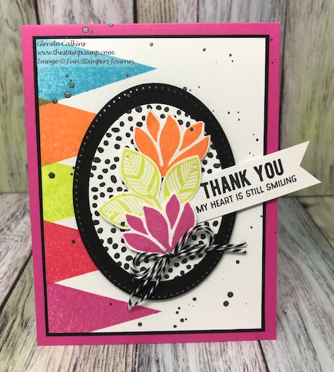Bloom Box, Color Me Happy, Fun Stampers Journey, thestampcamp