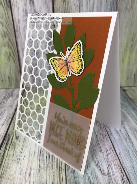 Small Things Bundle, thestampcamp, Fun Stampers Journey, glendasblog