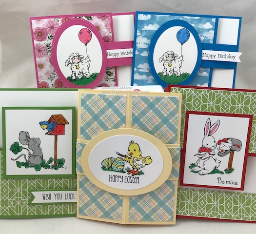 Storybook Occasions, Fun Stampers Journey, glendasblog, thestampcamp