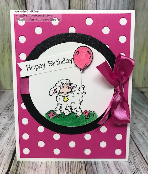 Storybook Occasions, Fun Stampers Journey, thestampcamp, glendasblog