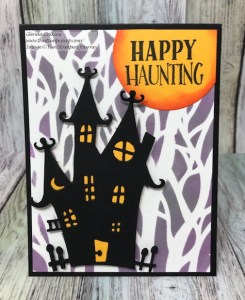Fun Stampers Journey Spooksville Die