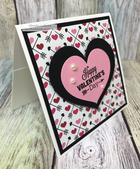All Through The Years Printed Papers from Fun Stampers Journey is the perfect paper pack to create a card for each month of the year as well as scrapbook pages for every month of the year. details www.thestampcamp.com #fsj, #thestampcamp, #glendasblog, #scrapbook, #Valentine