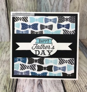 Happy Father's Day Gift Card Holder