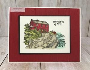 By the Bay Sale-a-bration Stamp Set