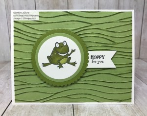 So Hoppy Together with Seaside Folder