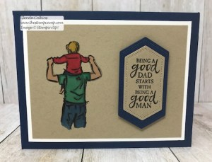 Gift Card Holder for Dad with A Good Man