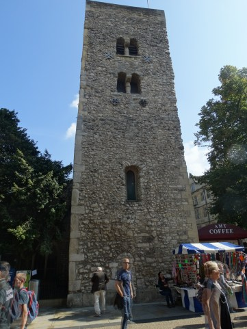 the Saxon Tower