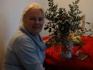 Holly, mistletoe and me