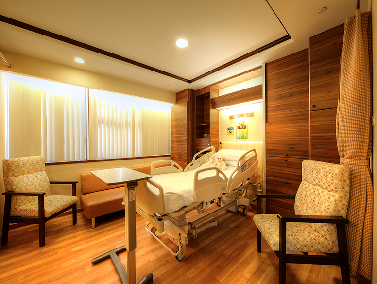 Hospital Rooms  Services  Explore Facilities  Services