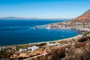 Simonstown, the naval base